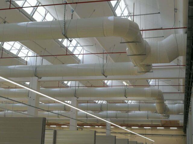 3B Service Impianto Aeraulico Ventilazione Meccanica Lavori Realizzati 01