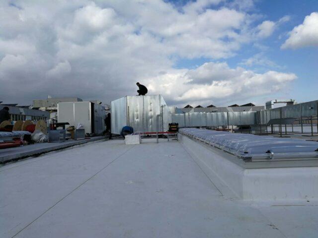 3B Service Impianto Aeraulico Ventilazione Meccanica Lavori Realizzati 04