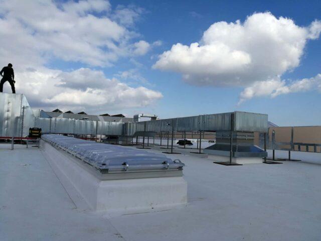 3B Service Impianto Aeraulico Ventilazione Meccanica Lavori Realizzati 05