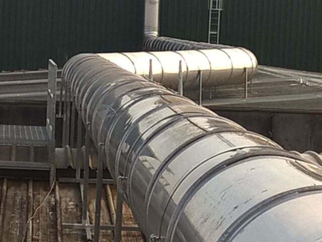 3B Service Impianto Aeraulico Ventilazione Meccanica Lavori Realizzati 06