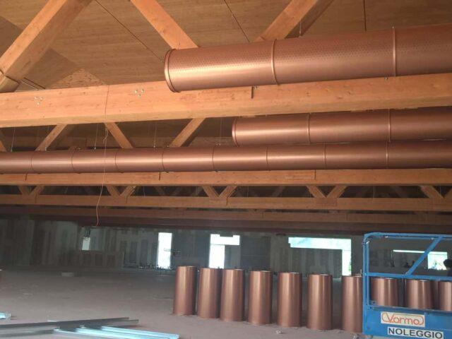 3B Service Impianto Aeraulico Ventilazione Meccanica Lavori Realizzati 09