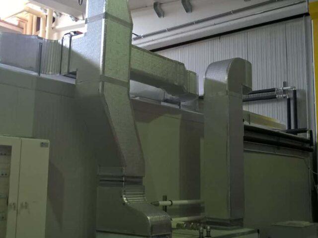 3B Service Impianto Aeraulico Ventilazione Meccanica Lavori Realizzati 10