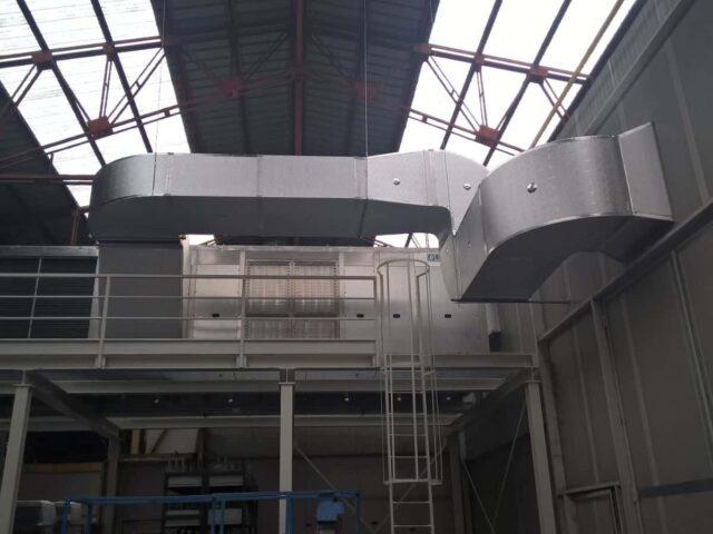 3B Service Impianto Aeraulico Ventilazione Meccanica Lavori Realizzati 11