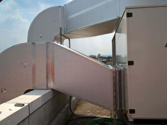 3B Service Impianto Aeraulico Ventilazione Meccanica Lavori Realizzati 14