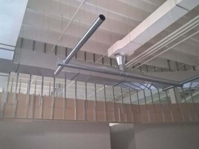 3B Service Impianto Aeraulico Ventilazione Meccanica Lavori Realizzati 15