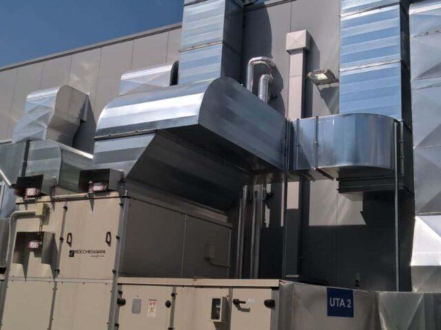 3B Service Impianto Aeraulico Ventilazione Meccanica Lavori Realizzati 16