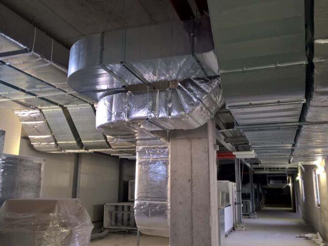 3B Service Impianto Aeraulico Ventilazione Meccanica Lavori Realizzati 19