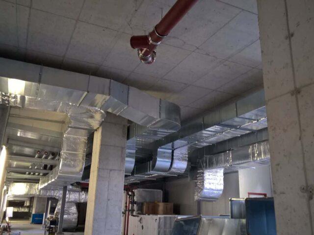 3B Service Impianto Aeraulico Ventilazione Meccanica Lavori Realizzati 20