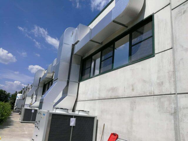 3B Service Impianto Aeraulico Ventilazione Meccanica Lavori Realizzati 26