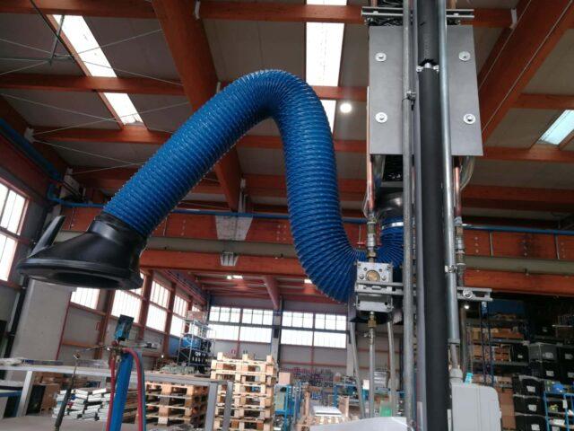 3B Service Impianto Aeraulico Ventilazione Meccanica Lavori Realizzati 27
