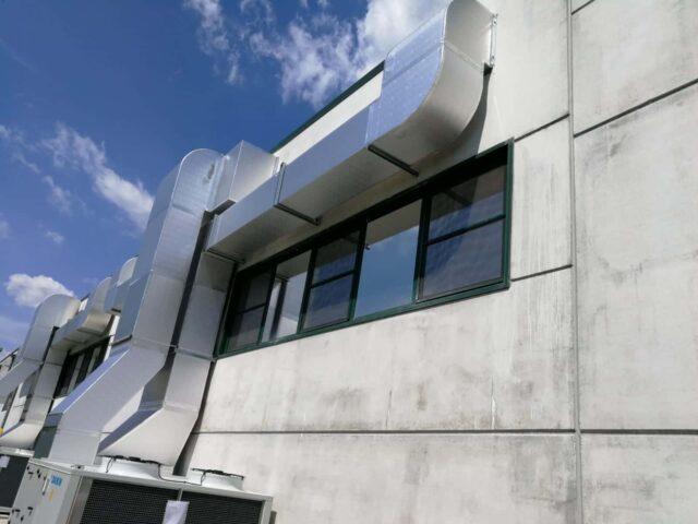 3B Service Impianto Aeraulico Ventilazione Meccanica Lavori Realizzati 28