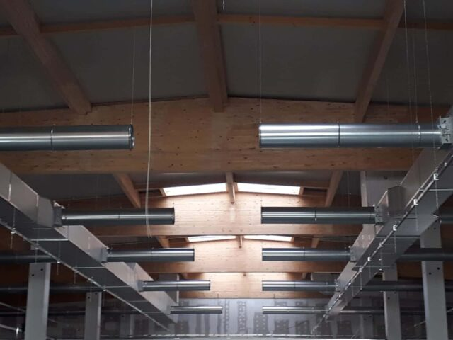 3B Service Impianto Aeraulico Ventilazione Meccanica Lavori Realizzati 31