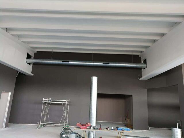 3B Service Impianto Aeraulico Ventilazione Meccanica Lavori Realizzati 32