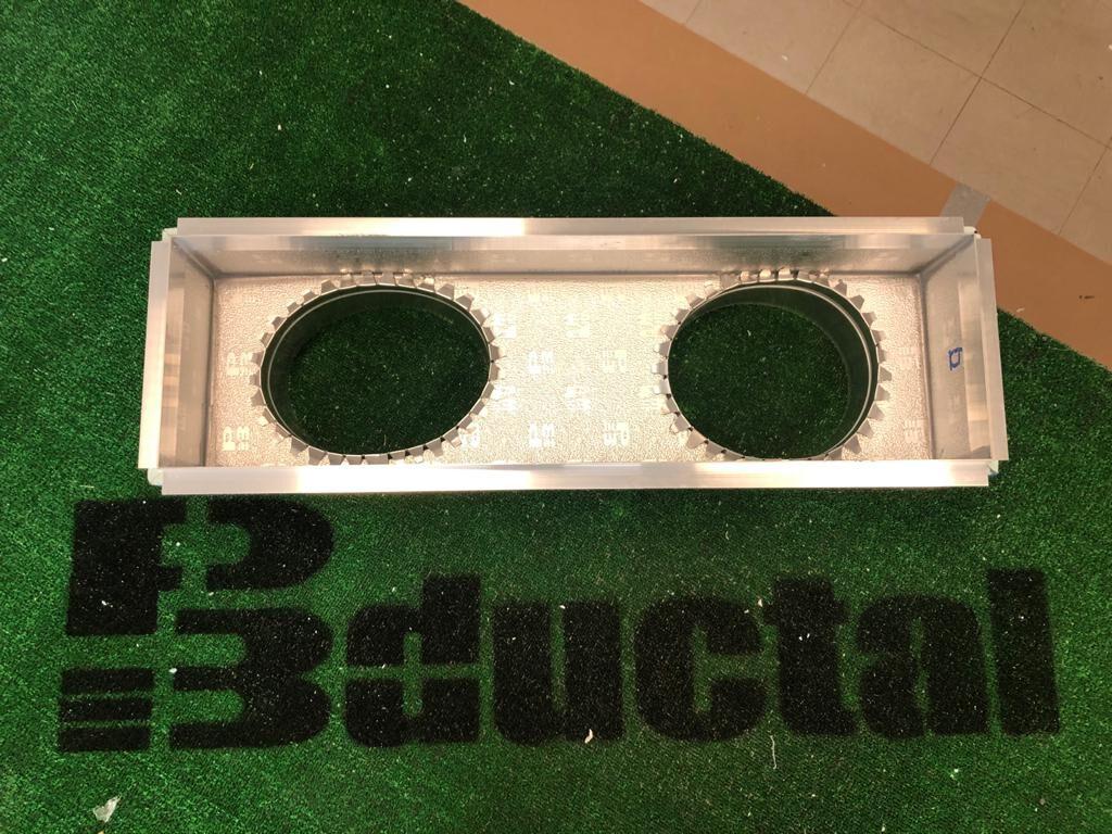 cassetta di calma P3 Ductal p3italy Vendita e Installazione