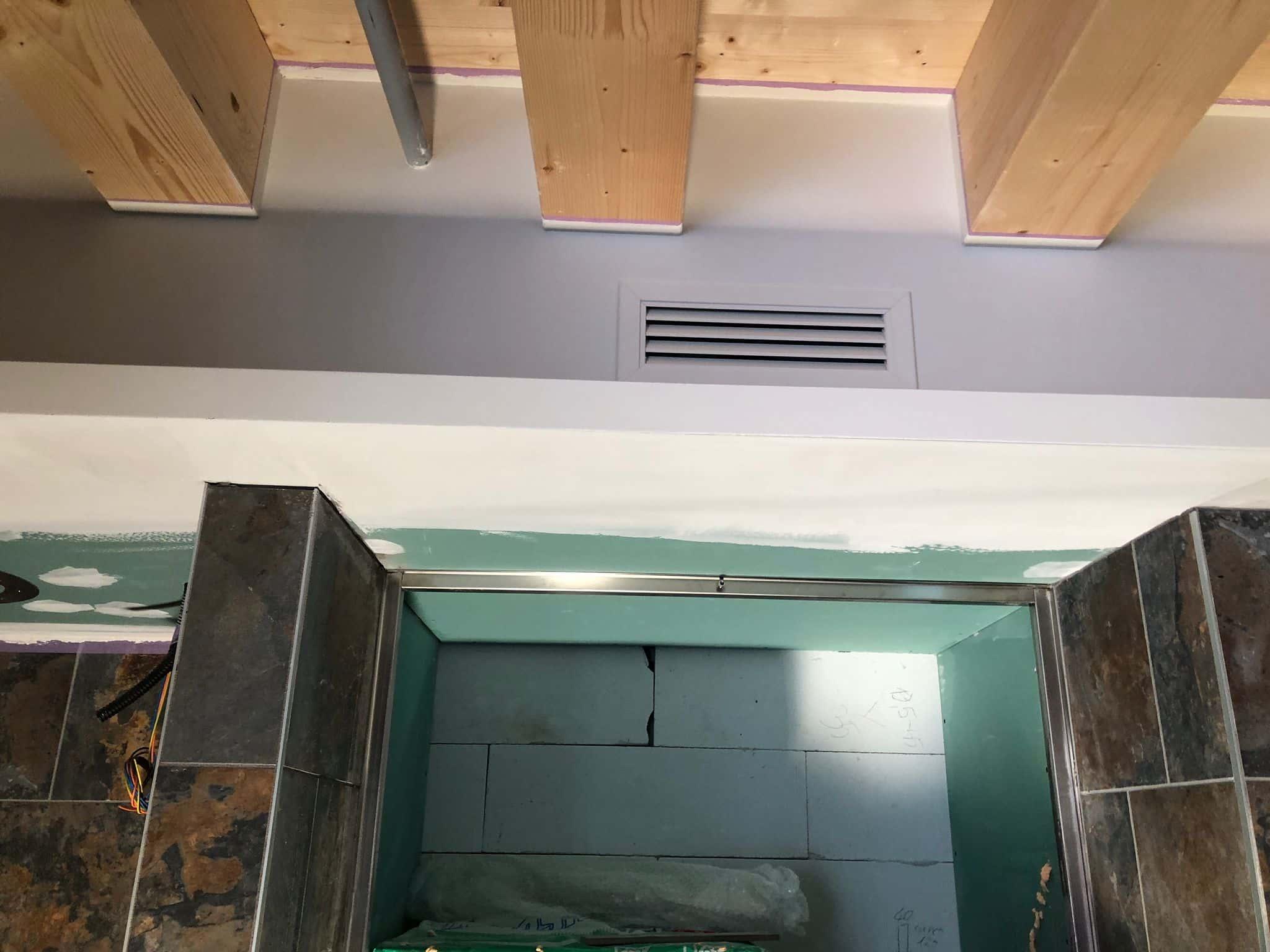 Impianto trattamento aria per SPA 3